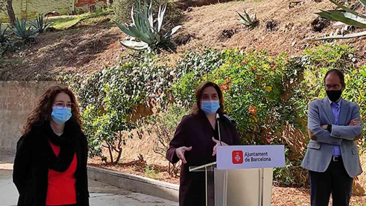 Barcelona abre el primer centro exclusivo para mujeres sin hogar