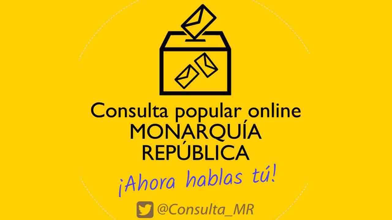 Barna Diario se une a la Consulta popular online monarquíarepública