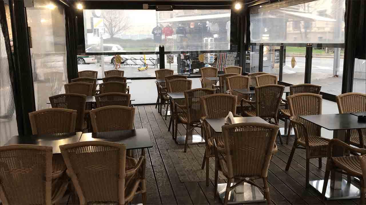 Catalunya cerrará bares y restaurantes durante 15 días para contener la pandemia