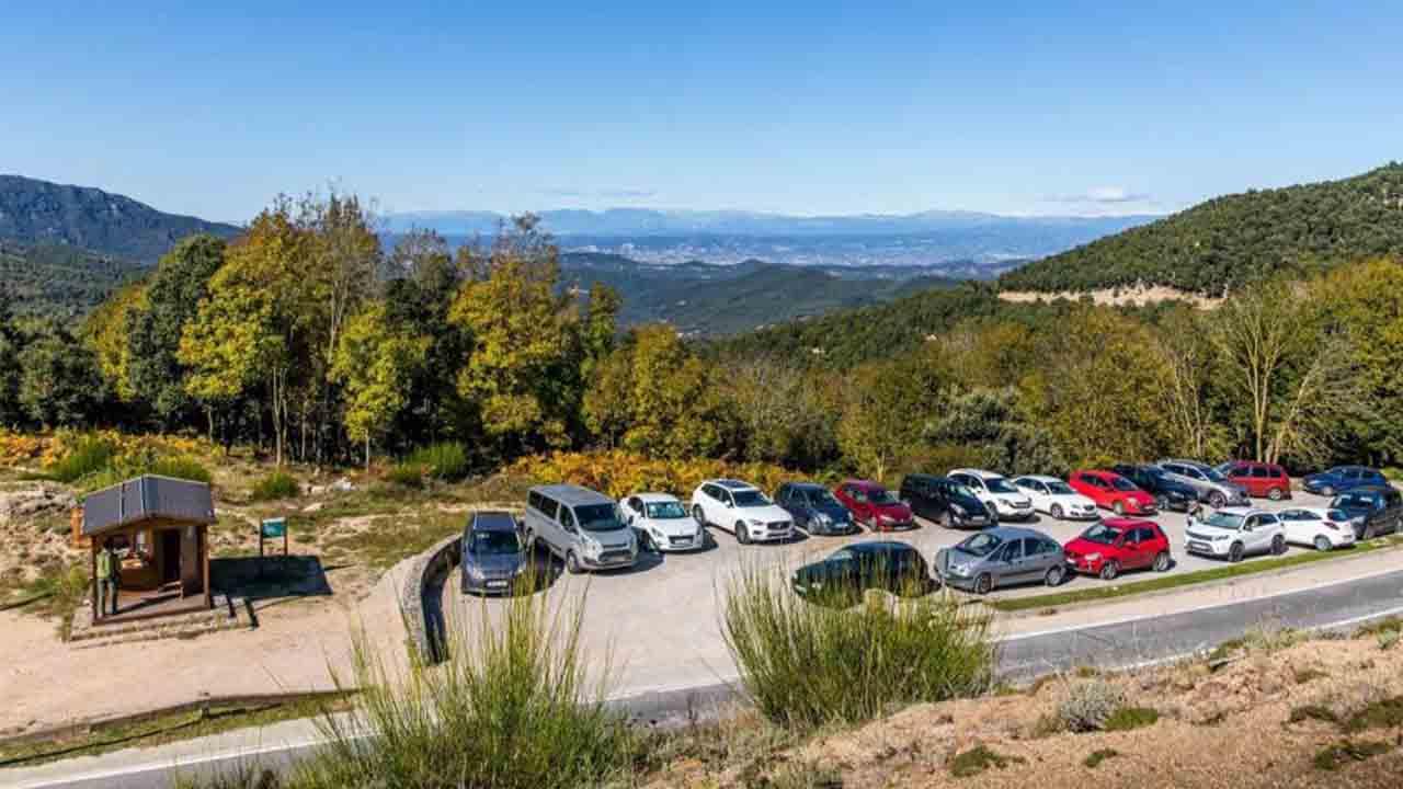 El Parque Natural del Montseny cierra las zonas de picnic para evitar la masificación