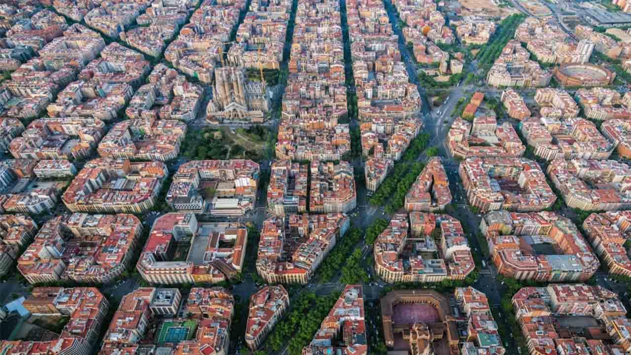 Este año el barrio del Eixample de Barcelona, gana como mejor del mundo