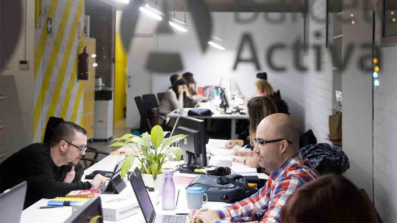 La Clota Cotreball, un coworking social que da servicio a la comunidad
