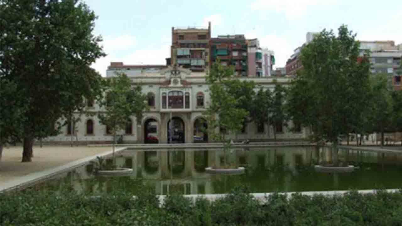Los Jardins del Príncep de Girona cambian de nombre a Jardins del Baix Guinardó