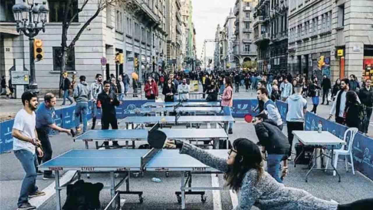 Via Laietana seguirá con circulación los fines de semana