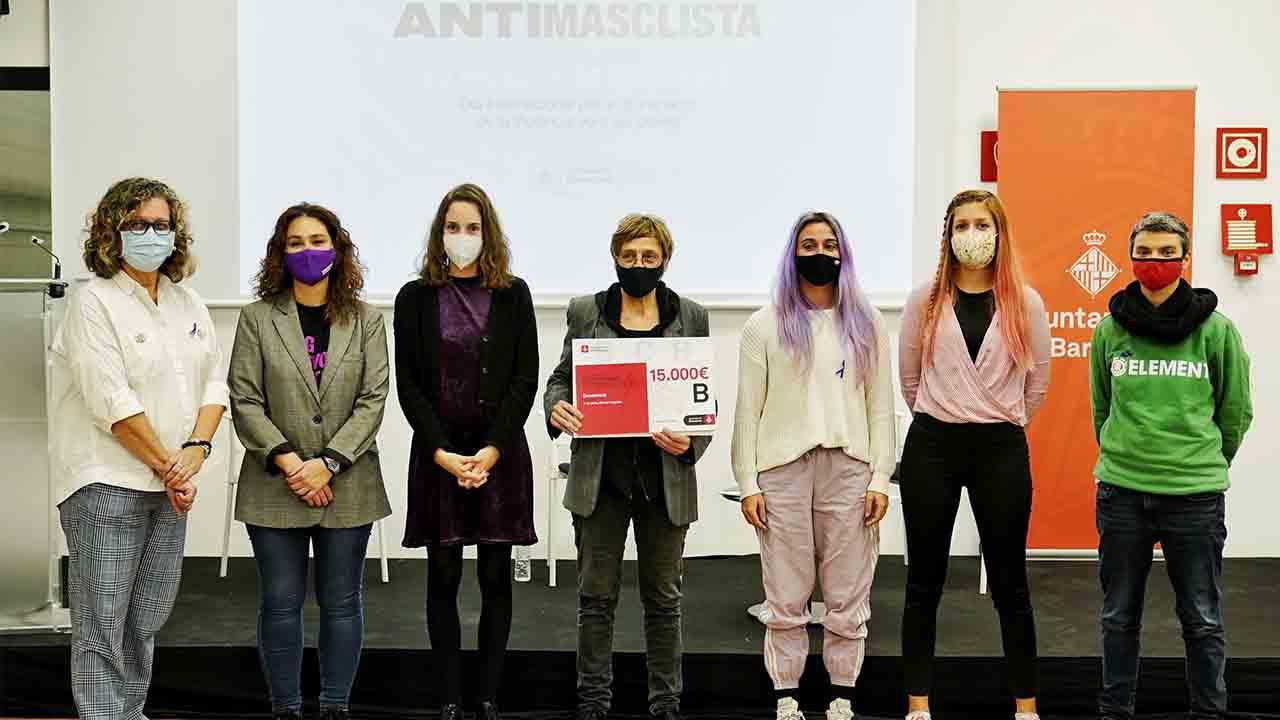 Alia i Donestech reciben el Premio 25N a la mejor estrategia feminista en el entorno digital