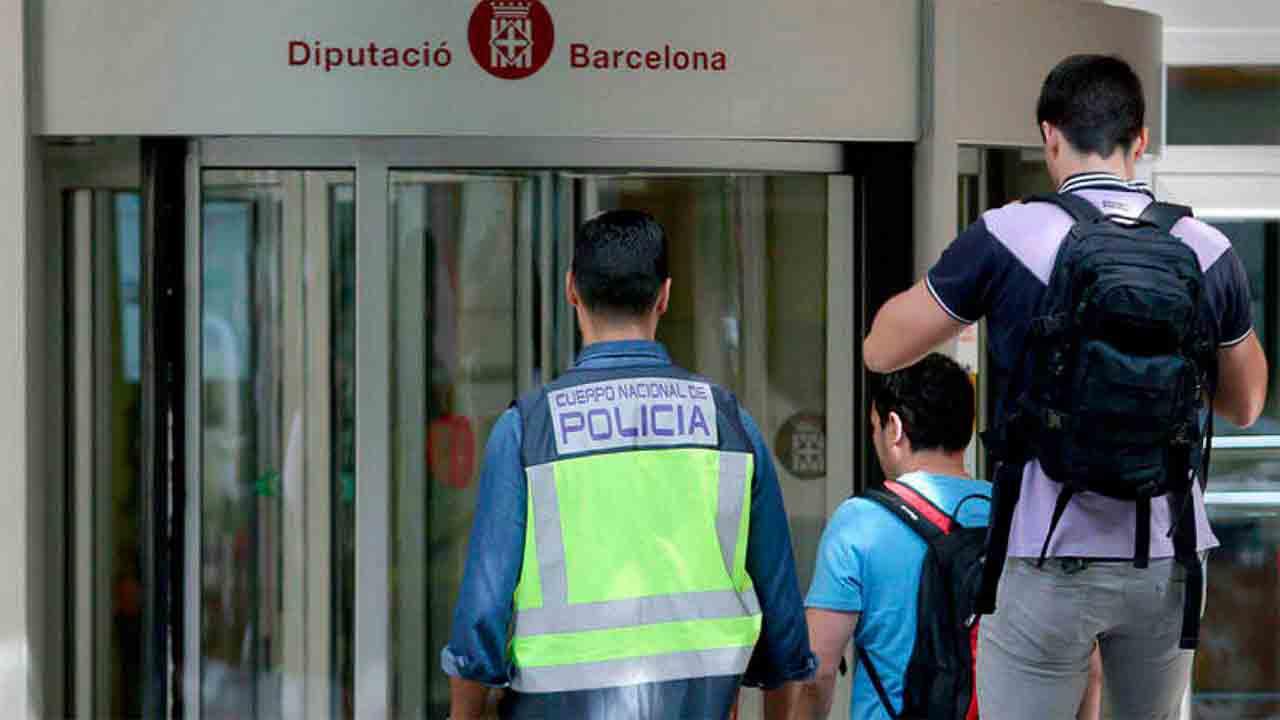Arrestan al Secretario de Deportes de la Generalitat por desvío de fondos públicos