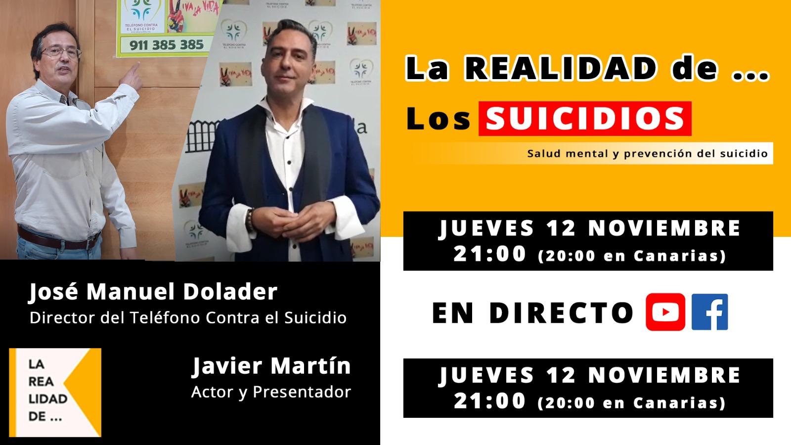 La Realidad de - Especial suicidios