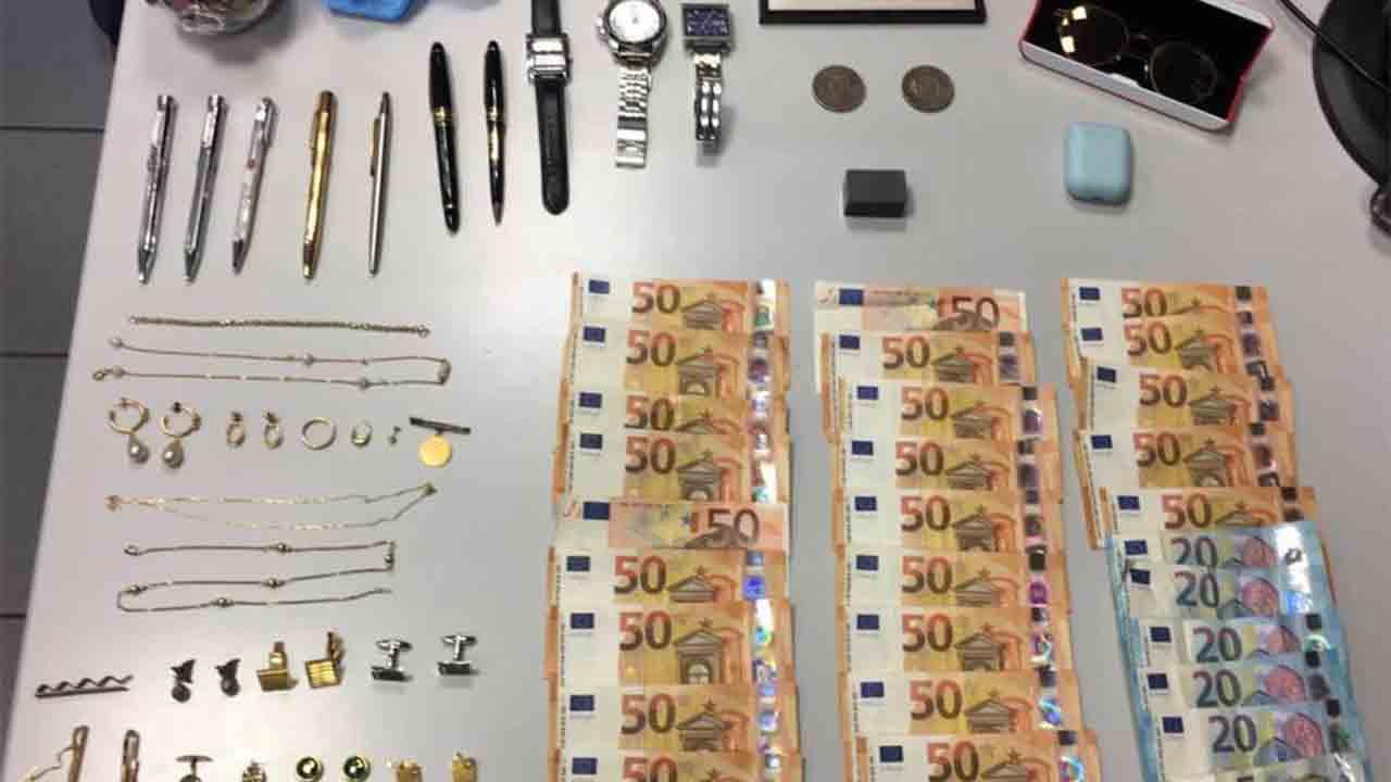 Prisión para cuatro ladrones por robos en cinco comarcas