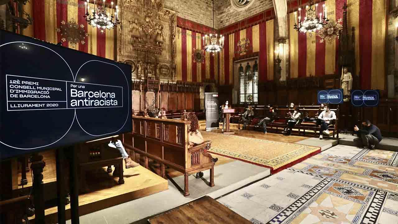 Barcelona conmemora el Dia Internacional de les Persones Migrades