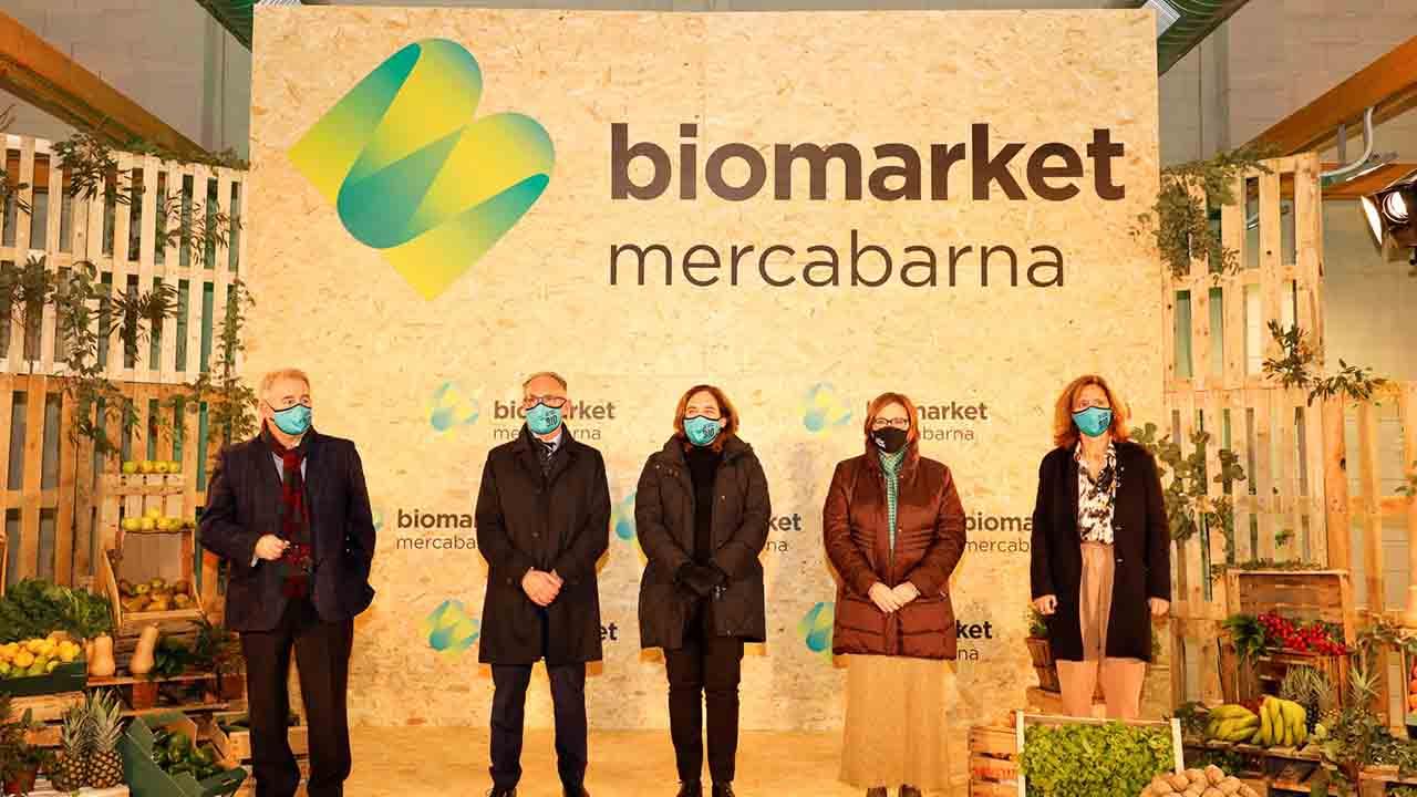 En marcha el primer mercado mayorista de alimentos ecológicos de España