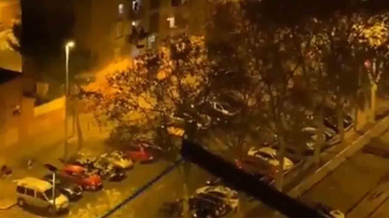 Los Mossos investigan un tiroteo en el distrito de Sant Martí