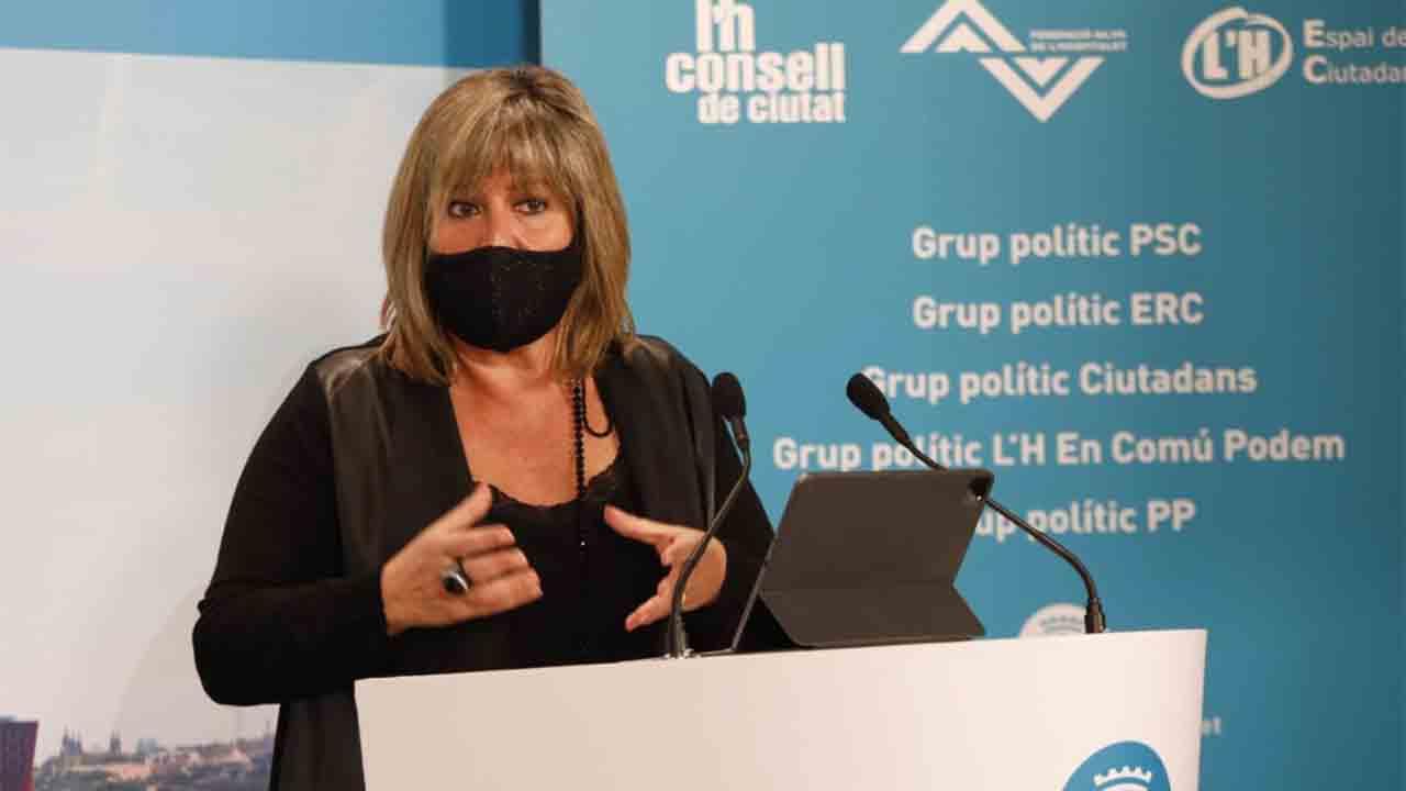 Núria Marín responde a las acusaciones de corrupción asegurando que no dimitirá