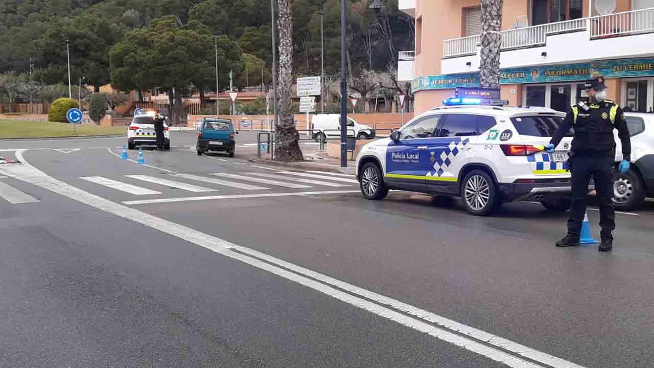 Los Mossos detienen al conductor del atropello mortal en Siurana