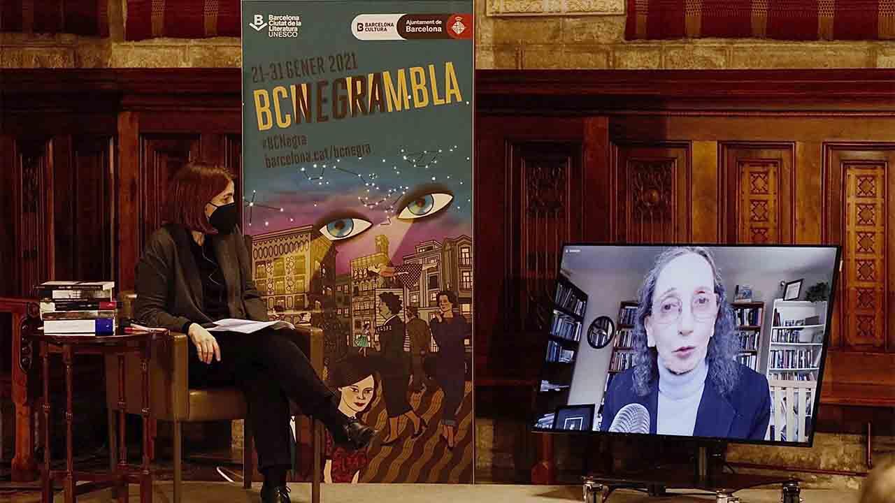 Barcelona entrega el Premio Pepe Carvalho 2021 en la escritora Joyce Carol Oates