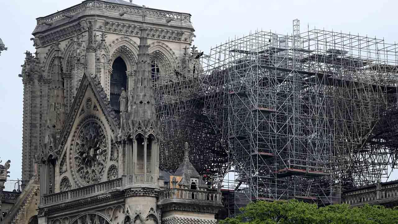 Comienza la cuenta atrás para la restauración de Notre Dame