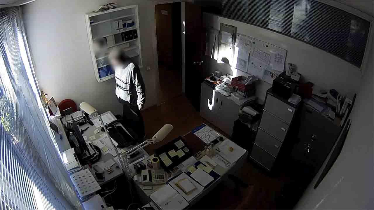 Detenido un ladrón multirreincidente que robaba en comercios y centros médicos