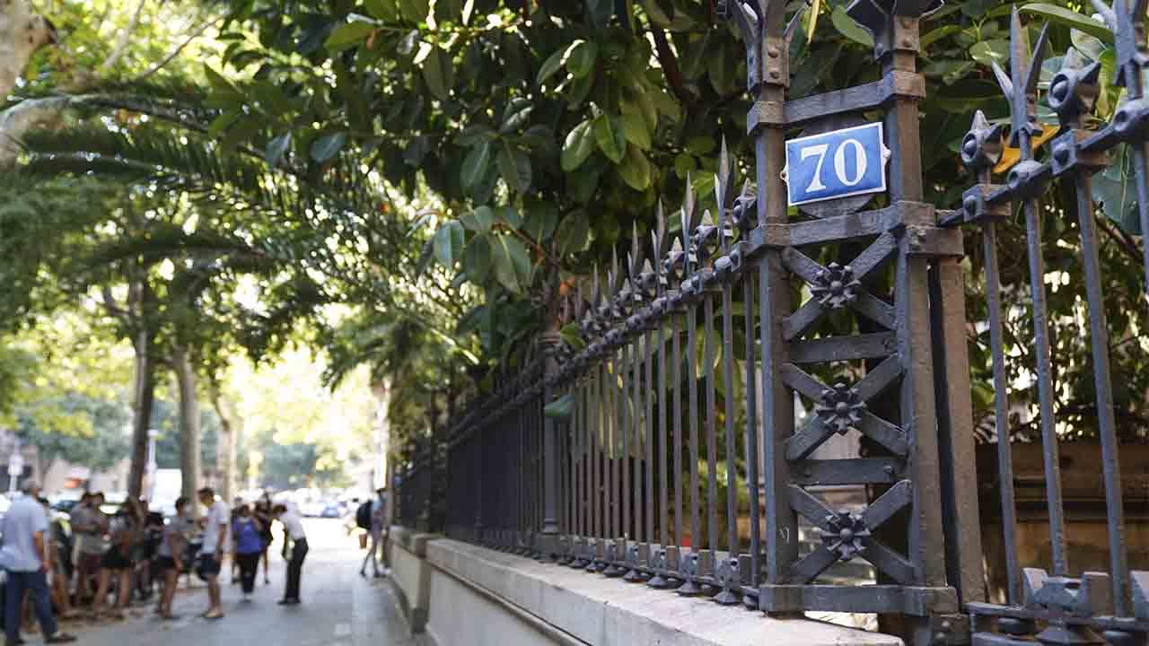 El Eixample ofrece una vez al mes visitas guiadas al Taller Masriera