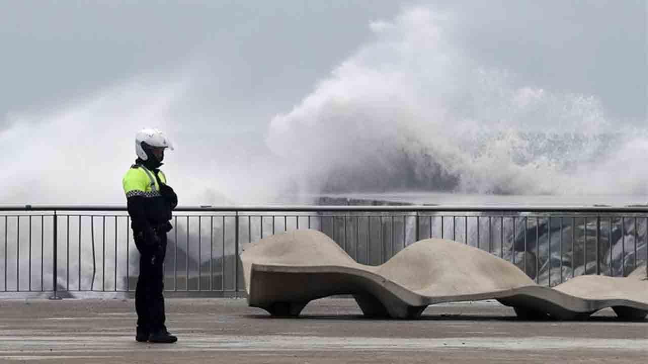 Plan Básico de Emergencia Municipal por mal estado del mar en fase de alerta
