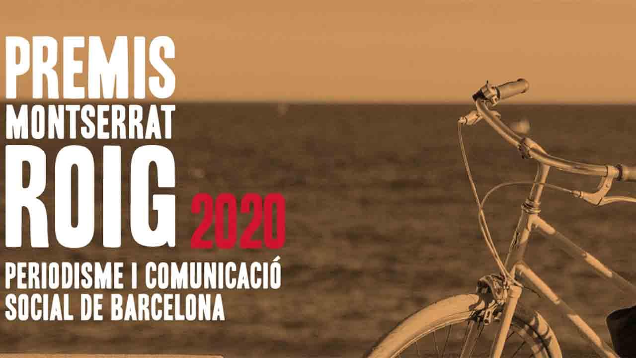 Premios Montserrat Roig al periodismo y la comunicación social de Barcelona
