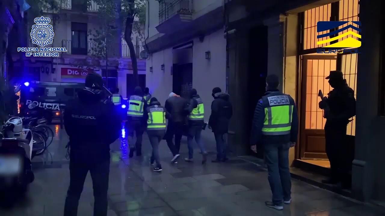Detenidos tres yihadistas en La Barceloneta