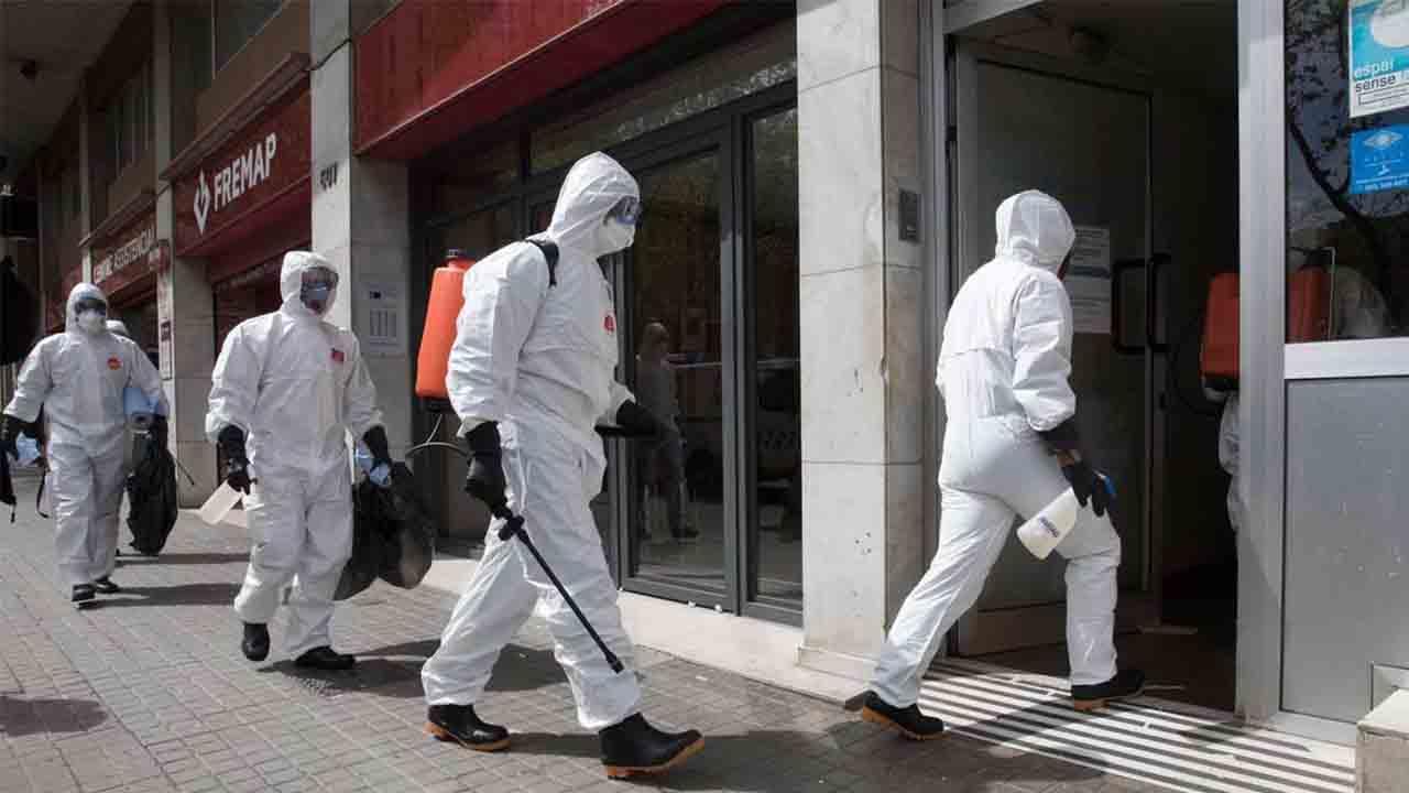 55 fallecidos y 2.258 casos en Catalunya en las últimas 24 horas