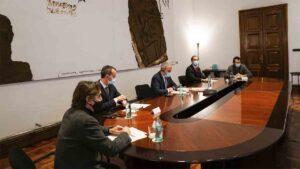 Collboni se reúne con las principales empresas chinas para reforzar la economía