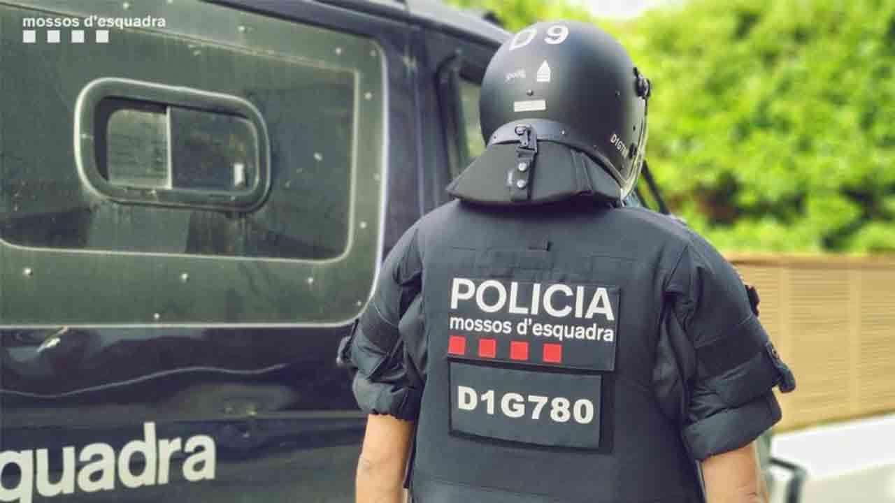 Detenidas nueve personas por robos violentos en Barcelona