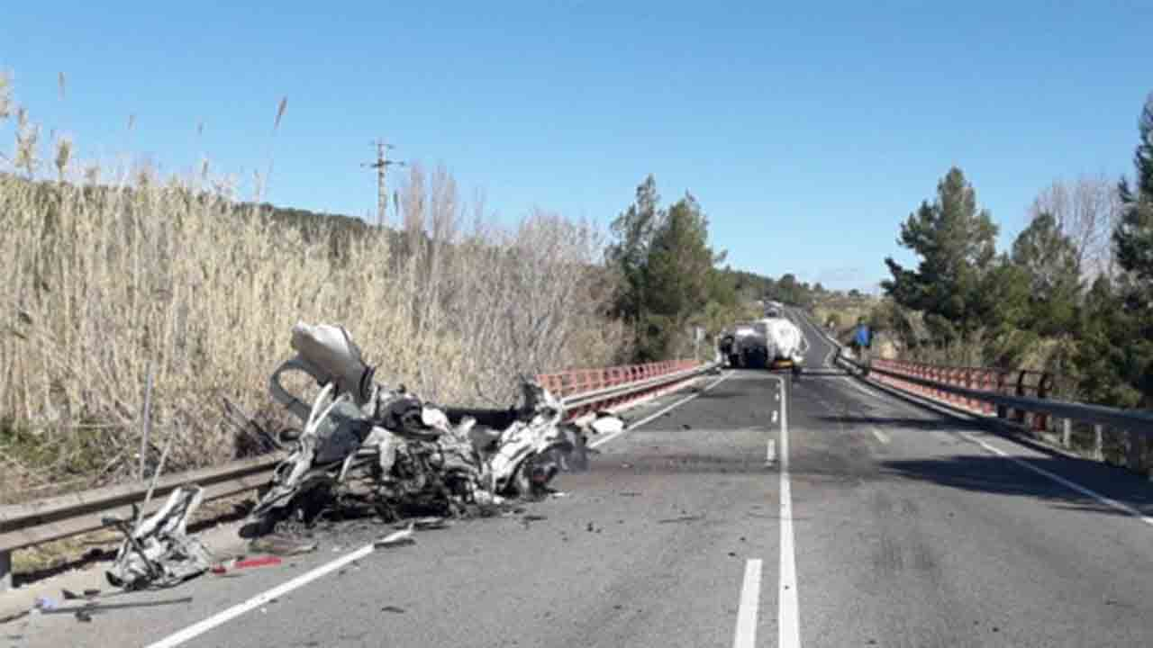 Detenido un motorista por un atropello mortal en Caldes de Montbui