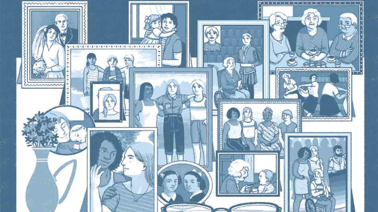 El Centro LGTBI expone los trabajos presentados al I Concurso de Ilustración