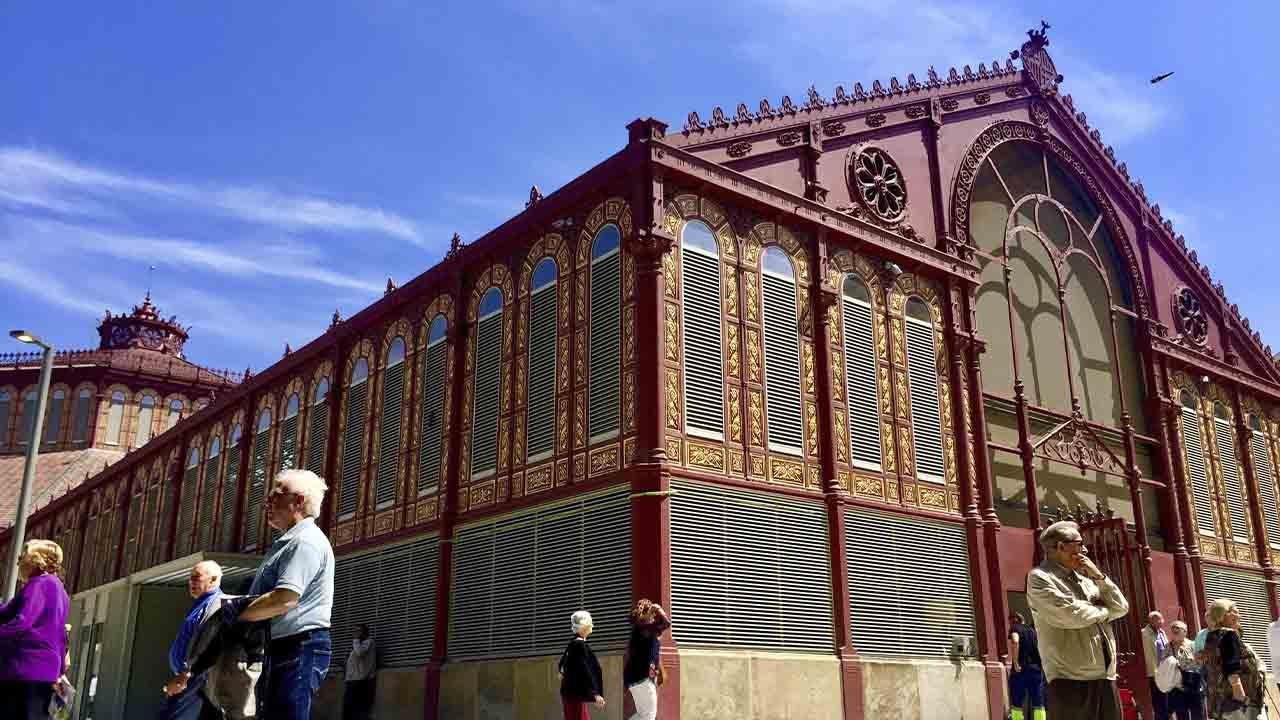 El mercado de Sant Antoni será colegio electoral el 14-F