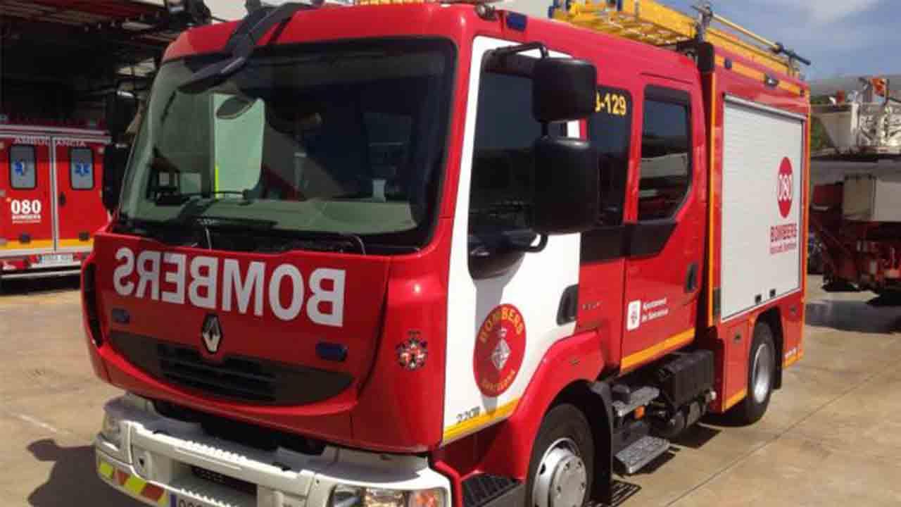 Un incendio en Zona Franca deja seis heridos