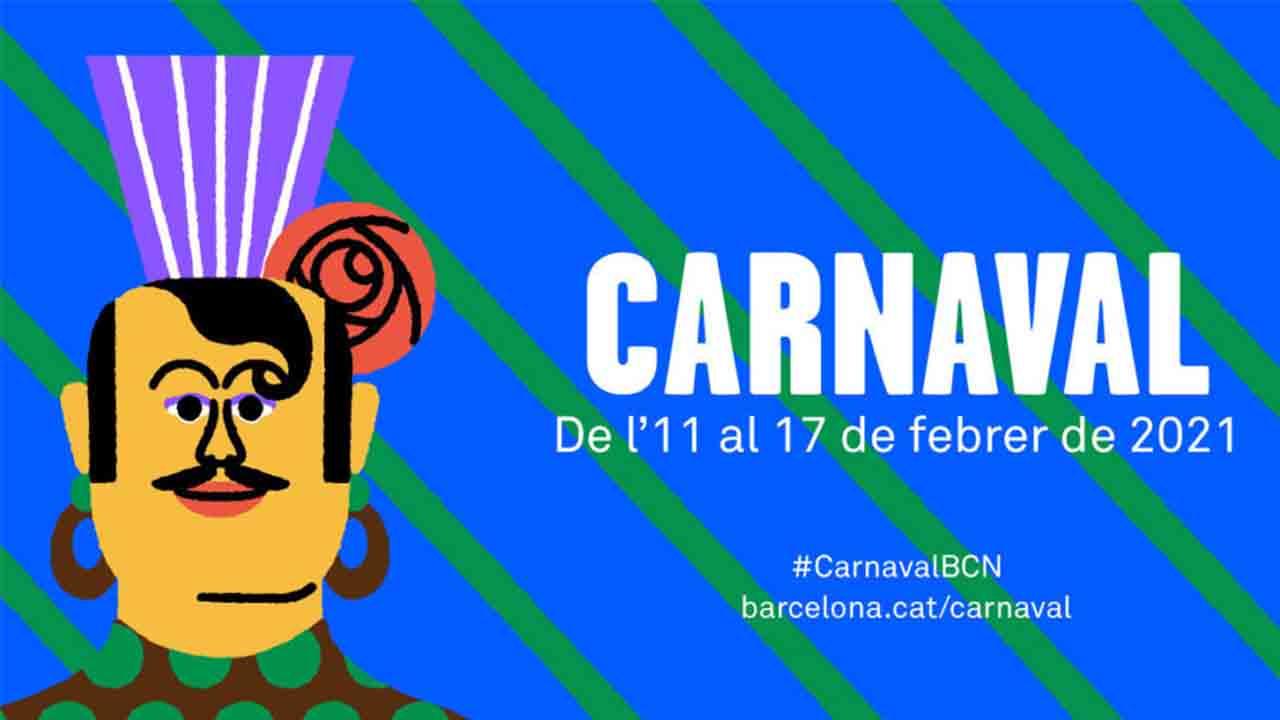Vuelve el Carnaval de Barcelona en formato virtual y con actividades presenciales