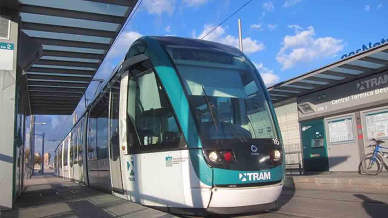 Aprobada la primera fase de los proyectos de urbanización de la unión de la red tranviaria