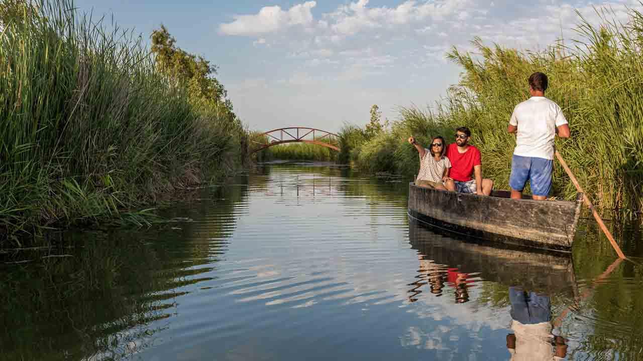 Bajan considerablemente las visitas a los espacios naturales de Catalunya debido a la Covid