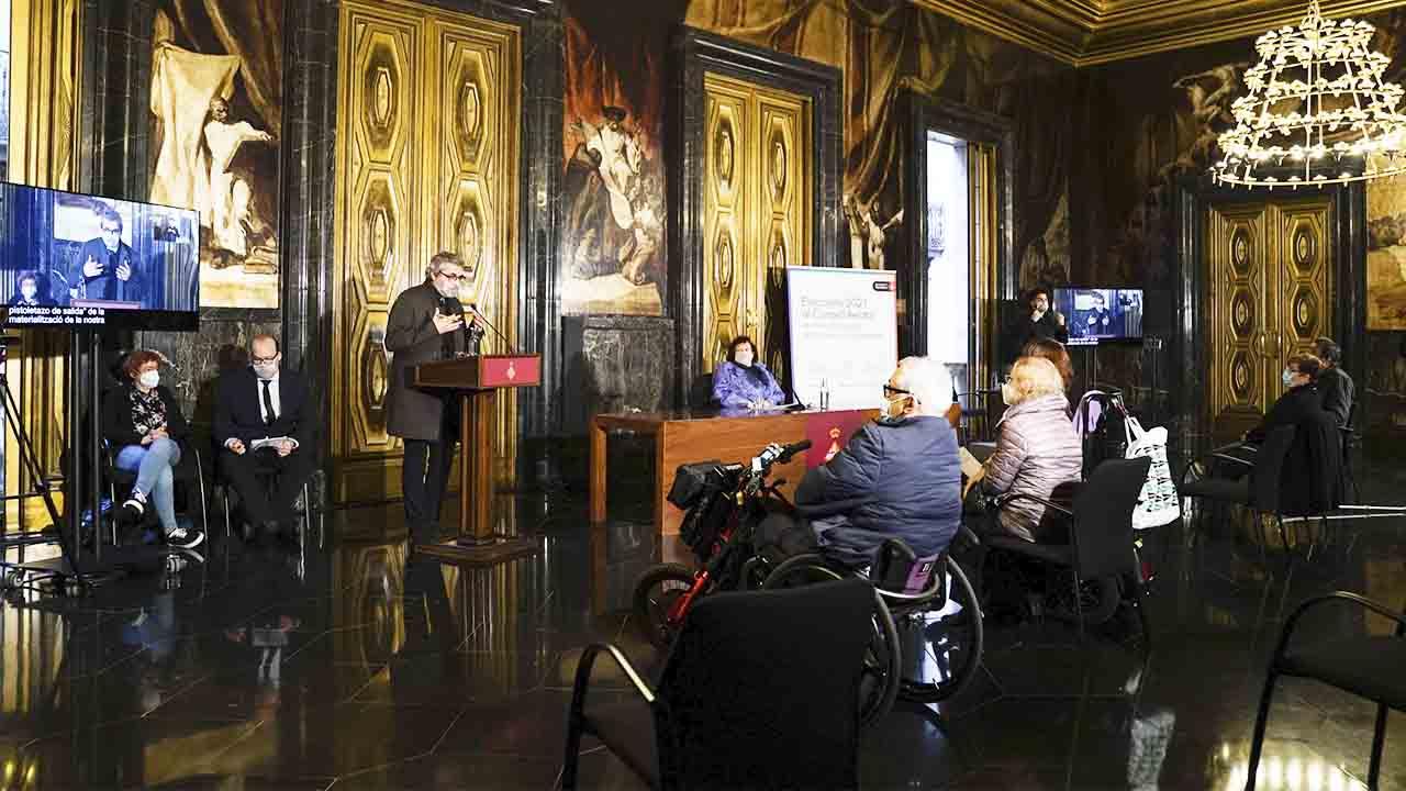 Candidatos al Consejo Rector del Instituto Municipal de Personas con Discapacidad
