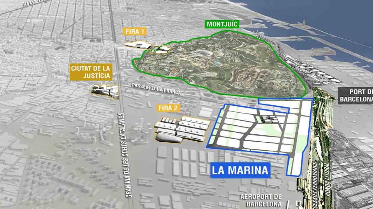 ¿Cuándo será la transformación de La Marina del Prat Vermell?