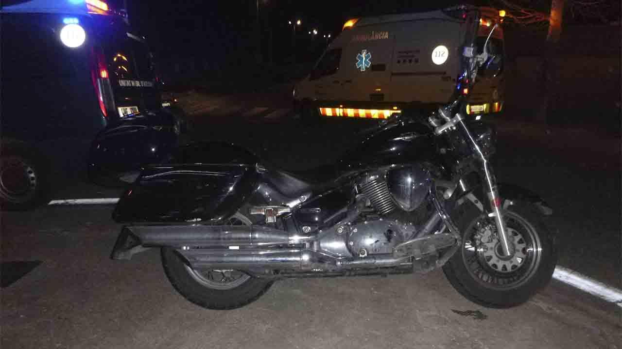Detenido un conductor que hirió grave a un motorista y huyó