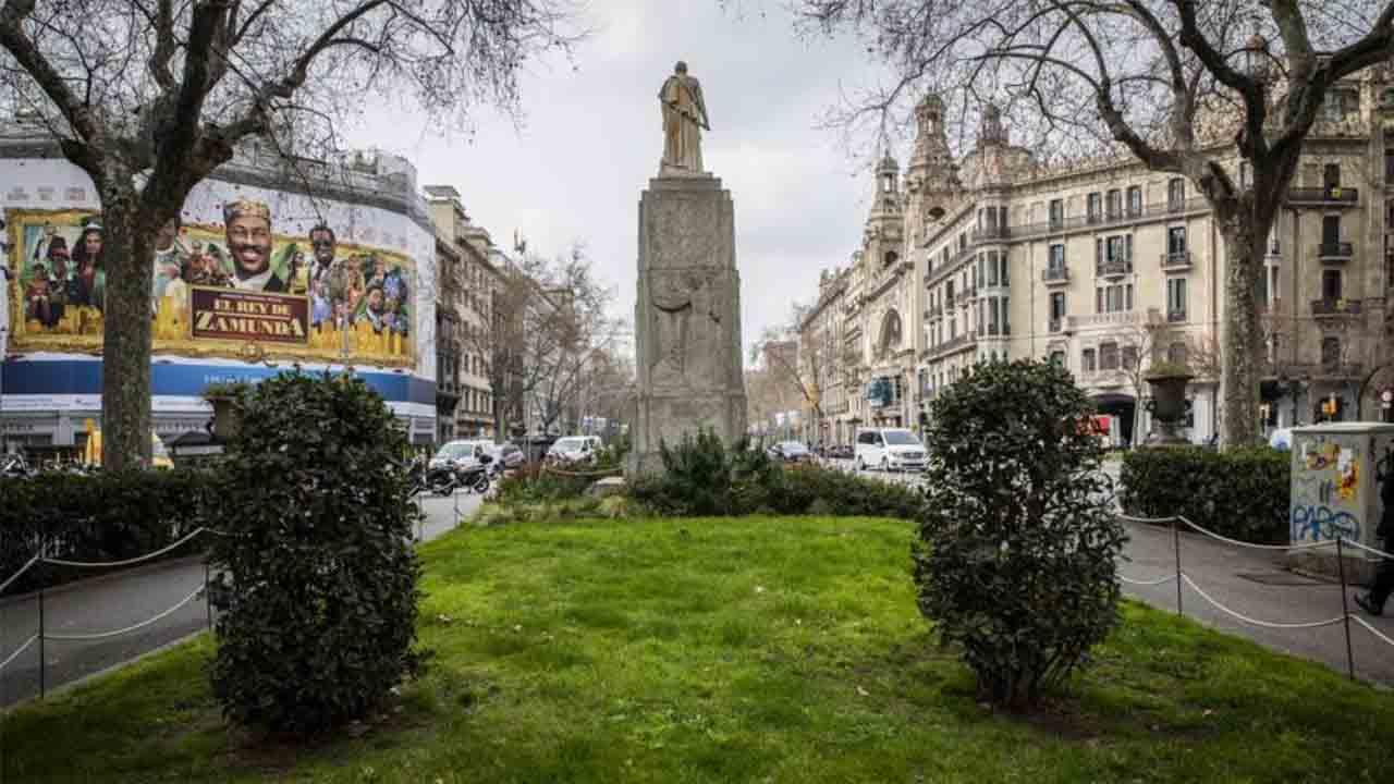 El Eixample rehabilitará los Jardines de la Reina Victoria Eugenia