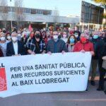 El Fòrum Social Baix Llobregat exige más recursos sanitarios