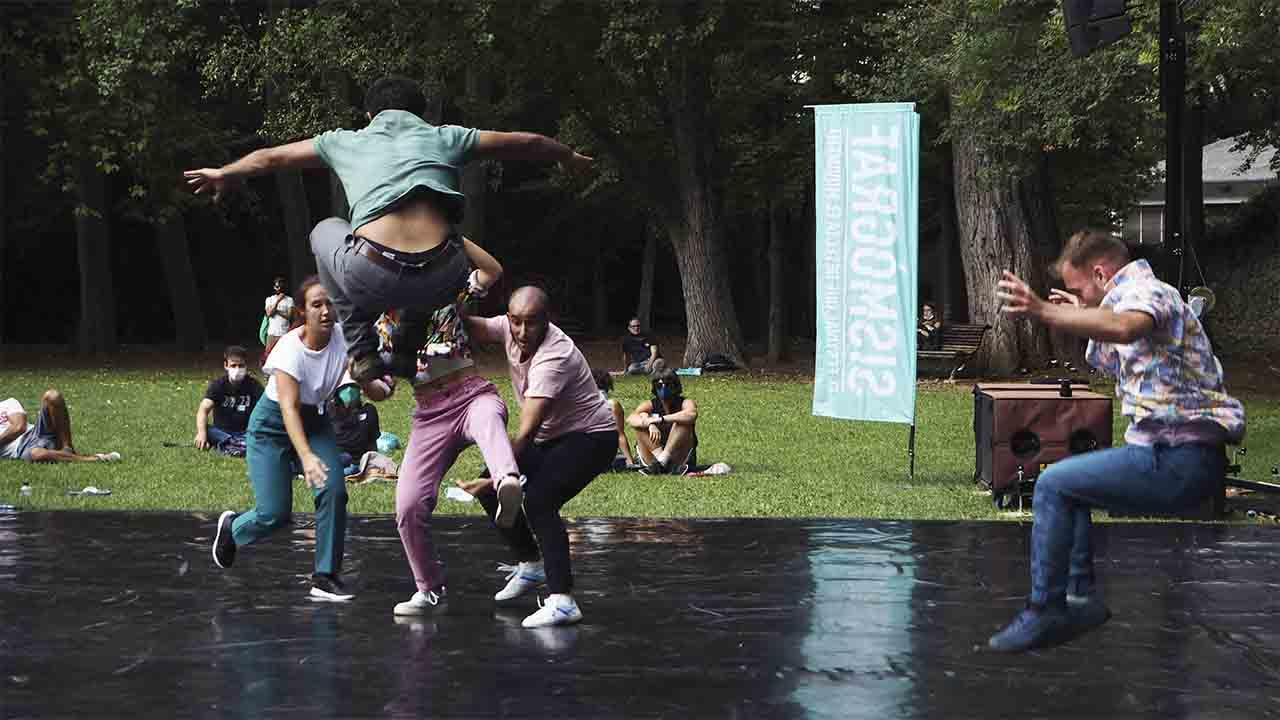 Gran éxito en la cuarta edición de la Danza Metropolitana
