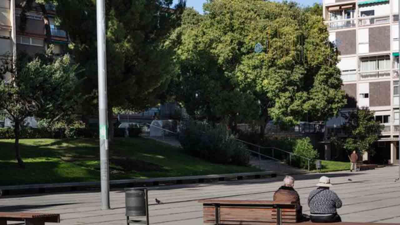 Horta-Guinardó mejora el espacio público y la accesibilidad en Montbau