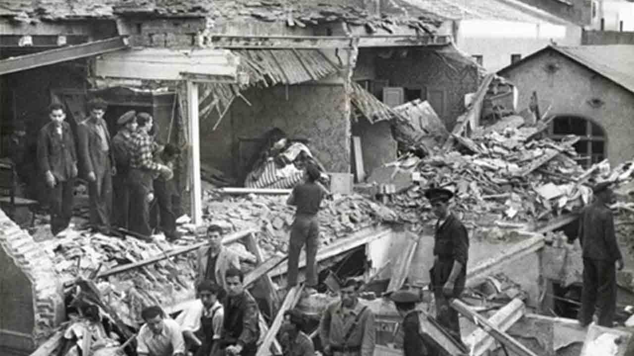 La ciudad de los refugios. Catálogo de los refugios antiaéreos de Barcelona