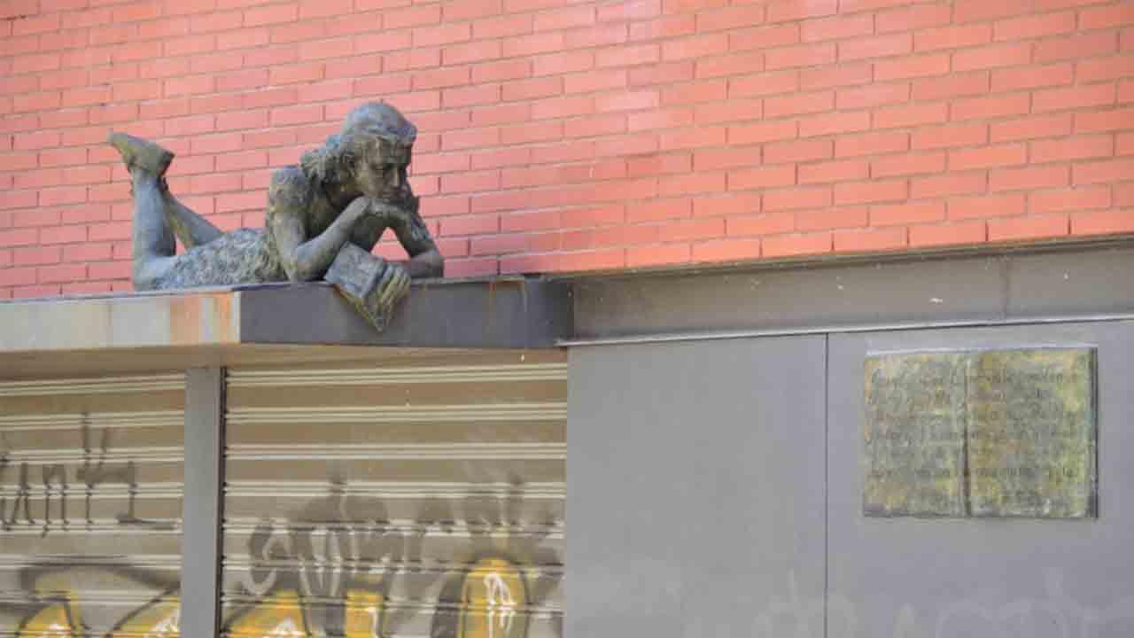 Monumento a Anna Frank
