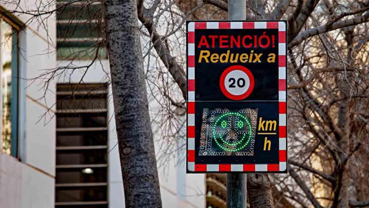 Nuevo sistema de radares en el interior de Barcelona para reducir la siniestralidad