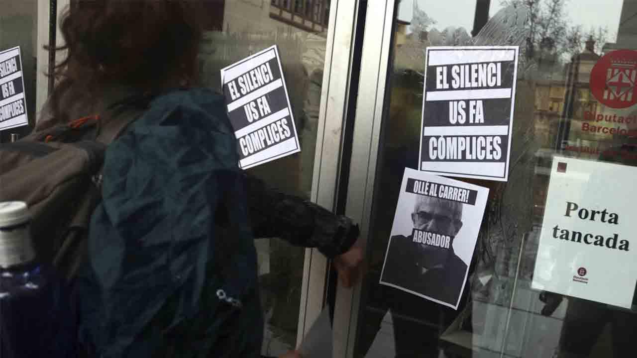 Suspenden cautelarmente a otro docente del Institut del Teatre