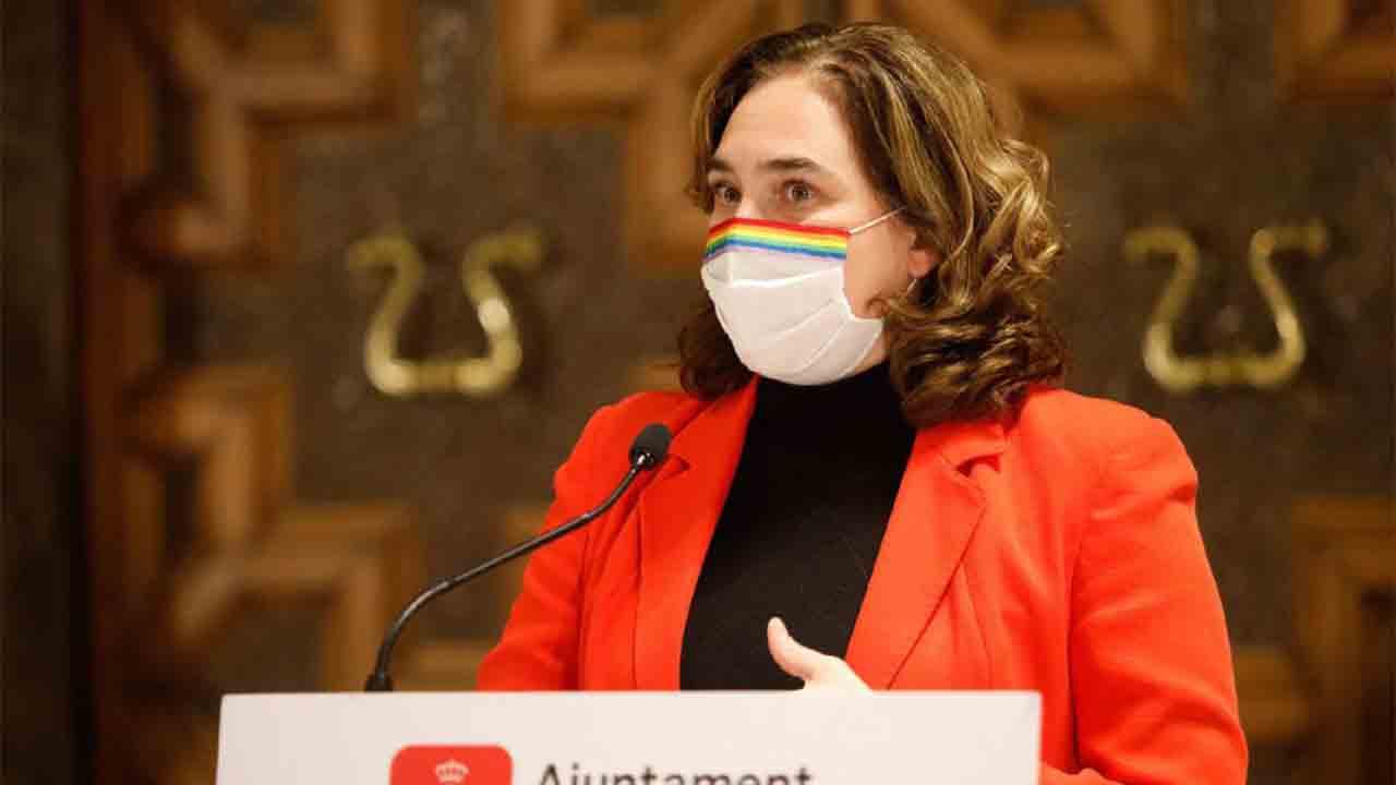 Archivada la denuncia de Ciudadanos contra Colau