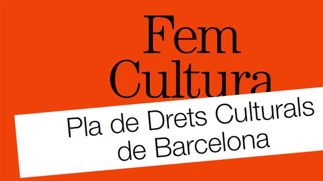 Barcelona, ciudad pionera en el impulso y defensa de los derechos culturales