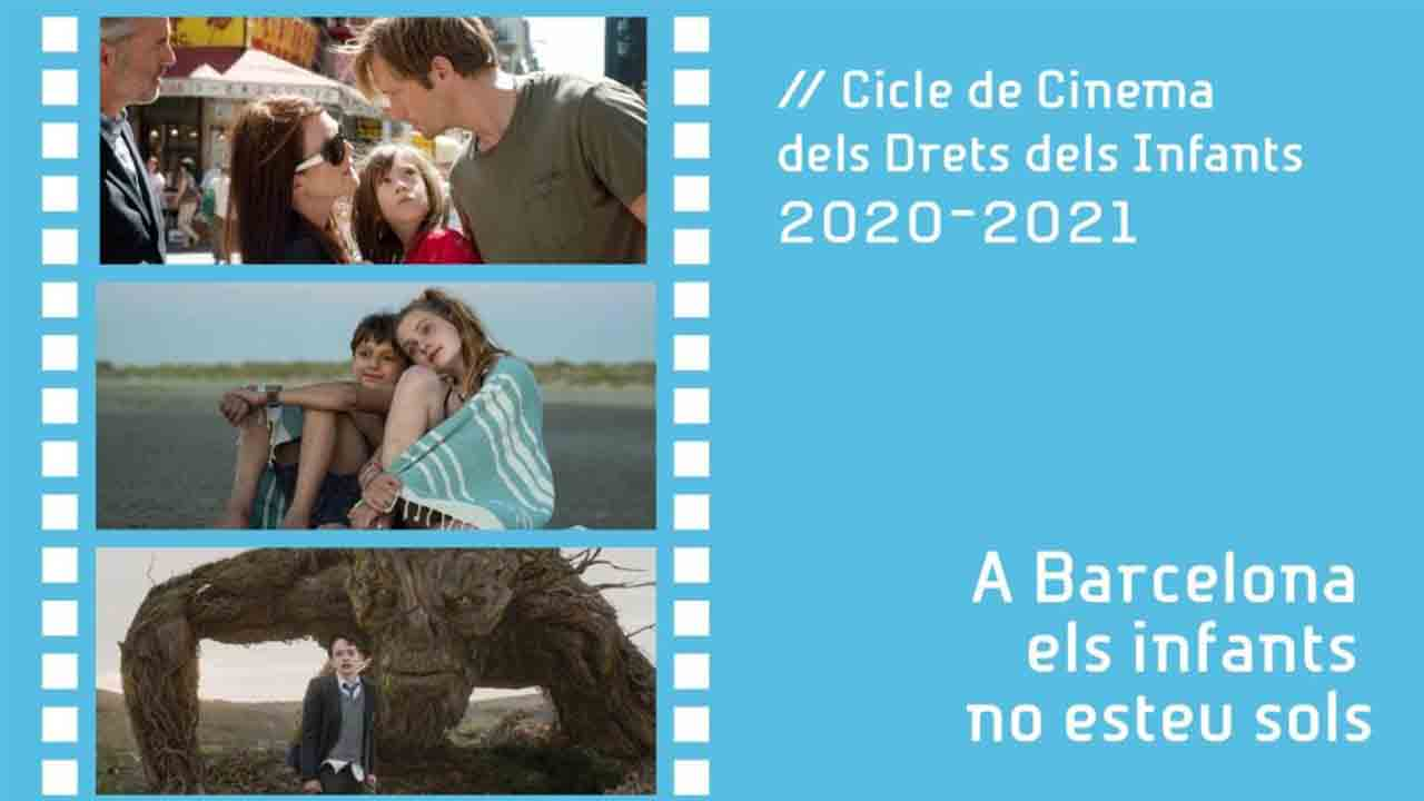 Ciclo de Cine de los Derechos de los Niños; 'A Barcelona els infants no esteu sols'
