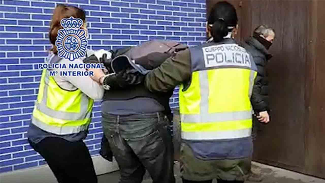 Detenido en Barcelona un fugitivo buscado en Polonia por tráfico de drogas