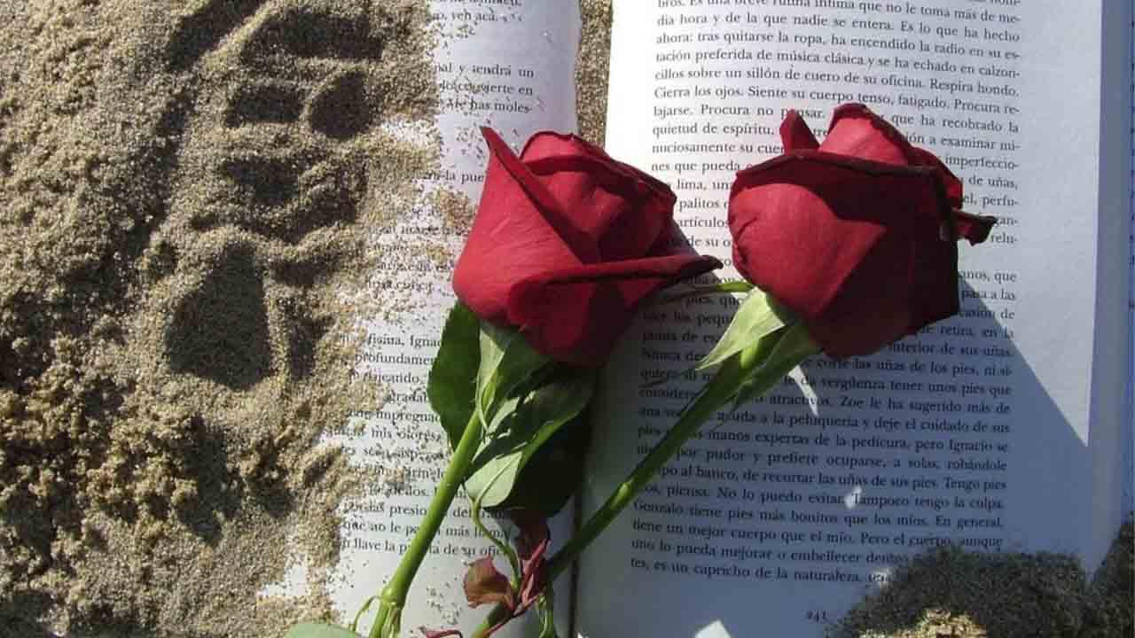 Mercabarna-flor estima la venta de flores por Sant Jordi en 4,2 millones